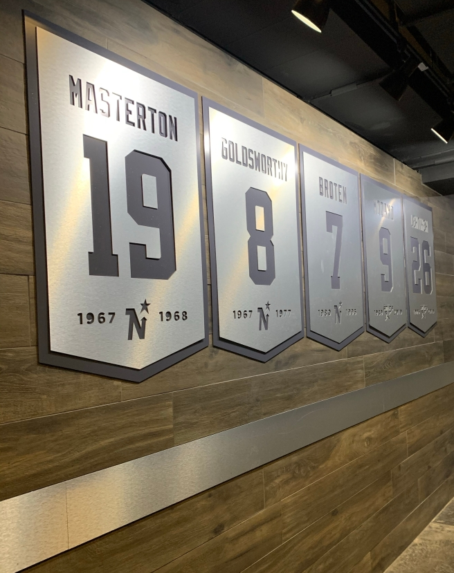 Retired Jerseys