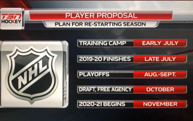 nhl proposal