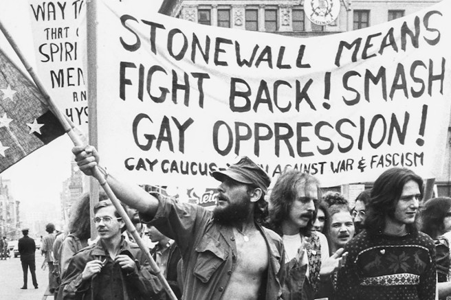 stonewall sign